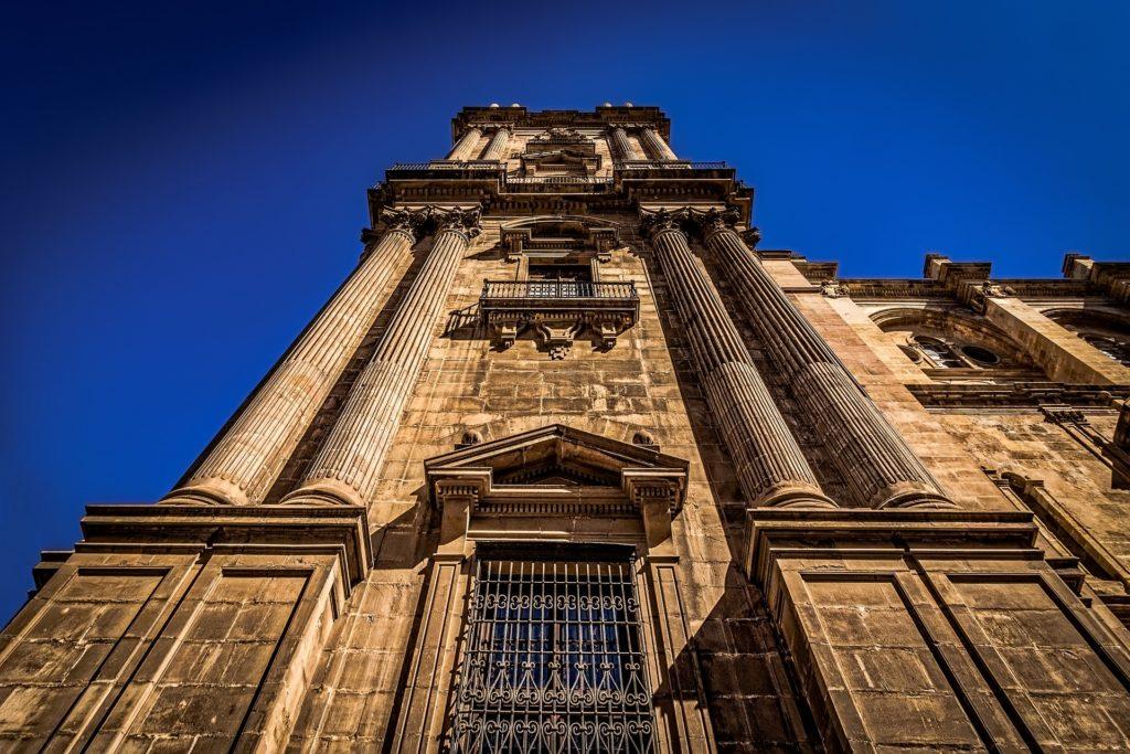 spanija, malaga, evropa, katedrala, letovanje, odmor