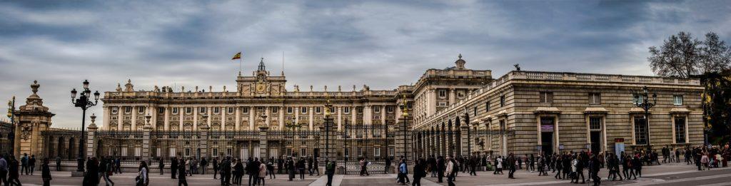 spanija, madrid, palata, odmor, top 10