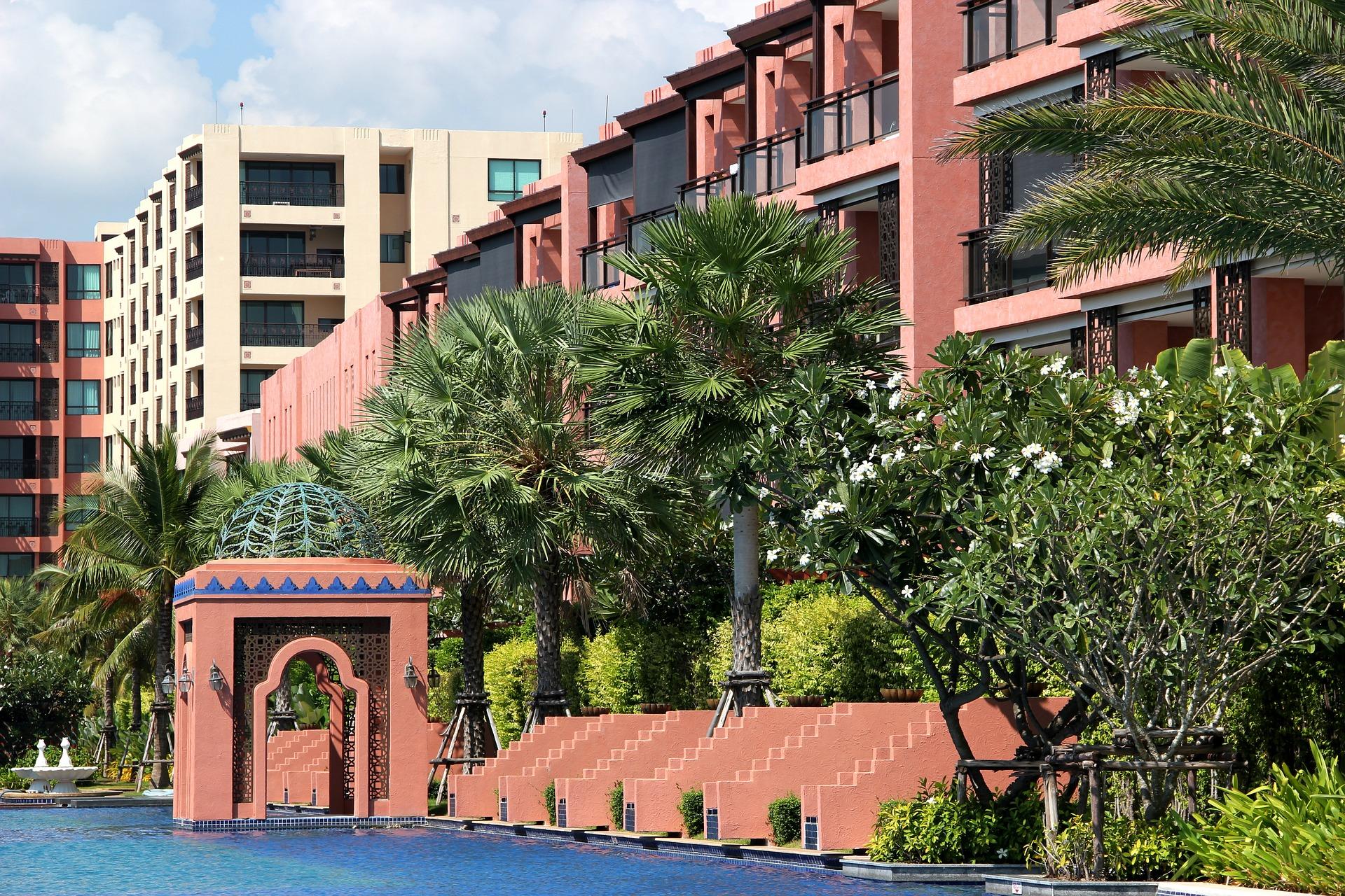 maroko, afrika, hotel, smeštaj, apartman