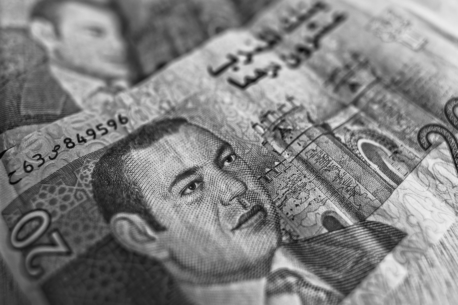maroko, novac, afrika, kupovina,
