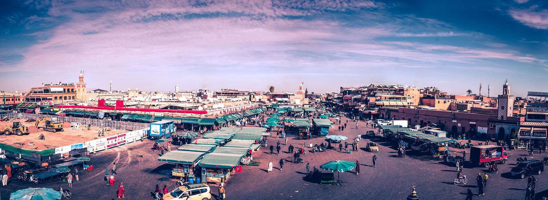 maroko, afrika, grad, destinacija, letovanje