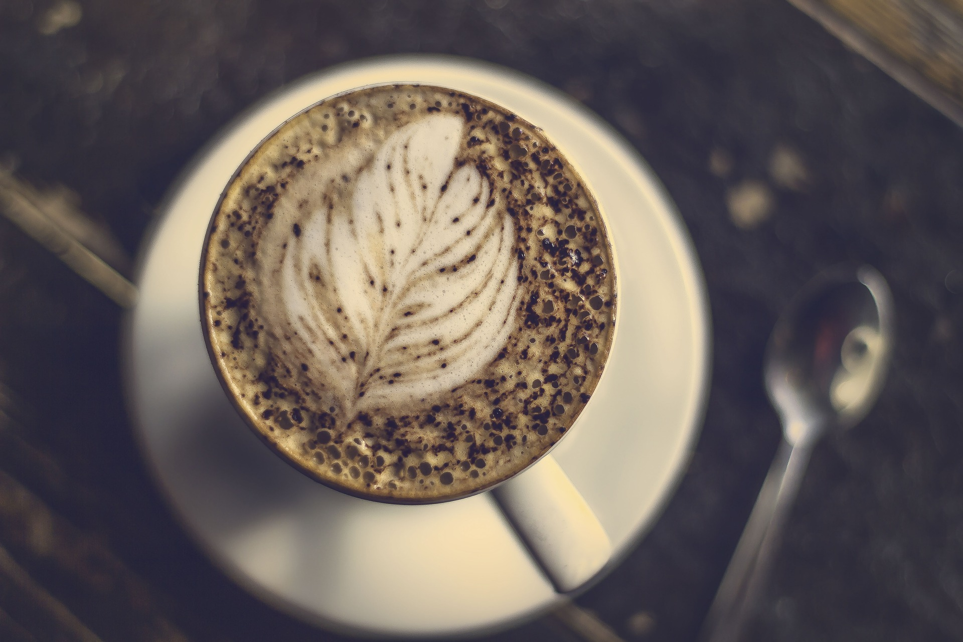 kafa, napitak, ukus, crna, zrna