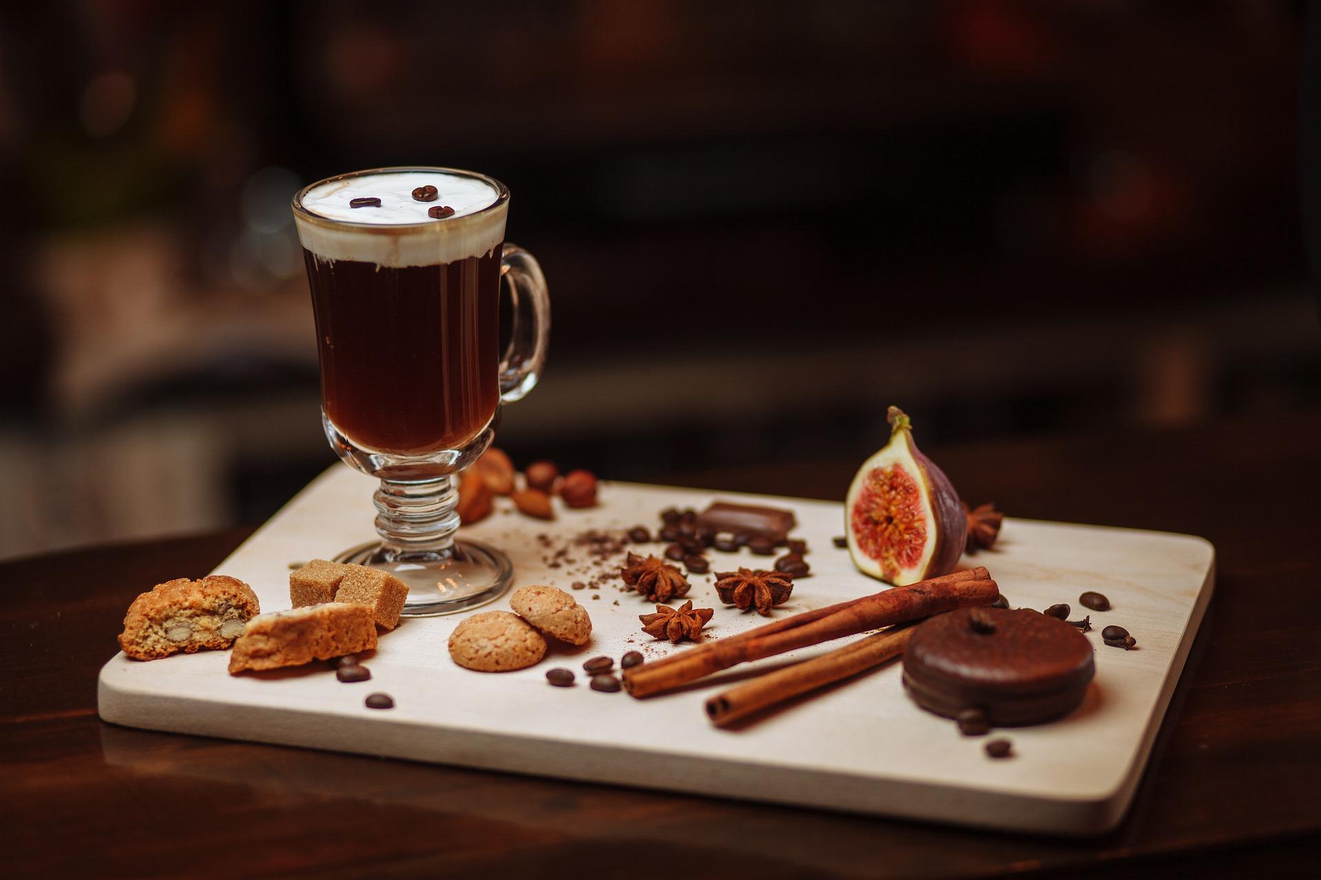 ukus, tradicija, šlag, viski