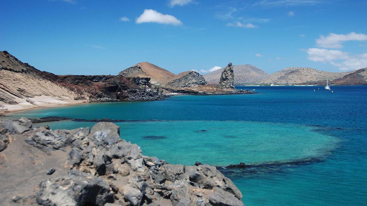 ekvador, galapagos, gužva, turista