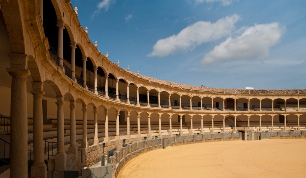 andaluzija, španija, ronda, grad