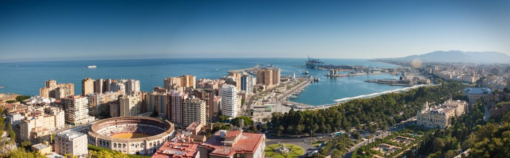 malaga, španija, letovanje, odmor