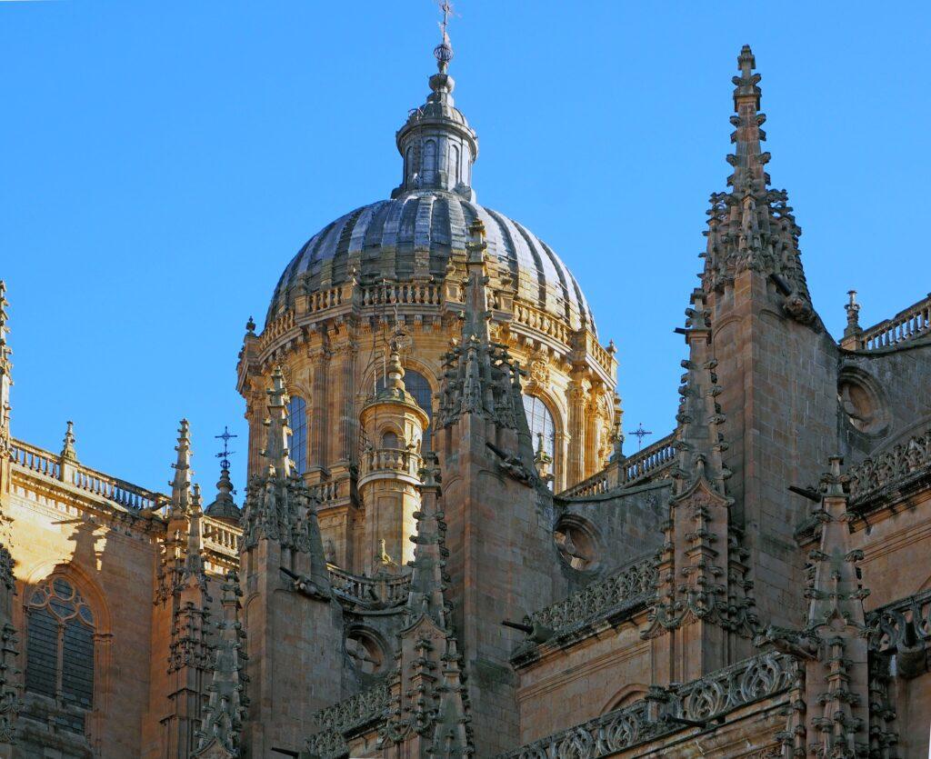 spain, salamanka, španija, katedrala, dvorac, zemlja dvoraca