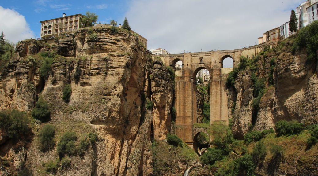 andaluzija, španija, grad, putovanje, odmor, jug španije